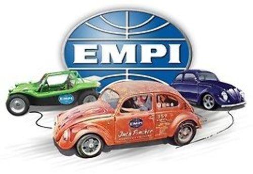 Empi T-Shirt VW Bug American Classic Logo 100/% Cotton Orange  Large  15-4025