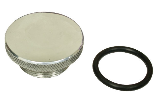 Knock Off Style Oil Filler Extension Cap Dunebuggy /& VW With Vent
