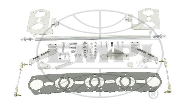 VW TYPE 1/3 HEX BAR LINKAGE KIT EMPI HPMX OR  WEBER IDF  43-5223