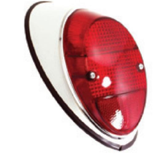 Tail Light Assembly, Right/Passenger Side, VW Bug 1962-1967 111 945 096N