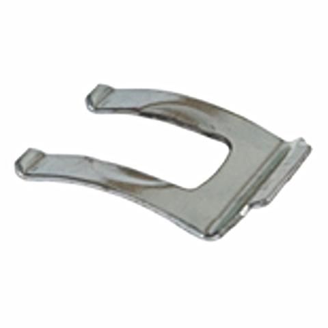 Stainless Steel Brake Line Bracket, VW Type 1-2 50-79, GHIA 56-74, T-3 64-73
