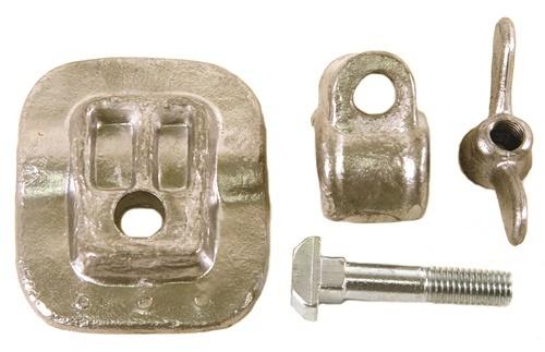 98-8976-B SEAT CLAMP KIT, 4 PCS.