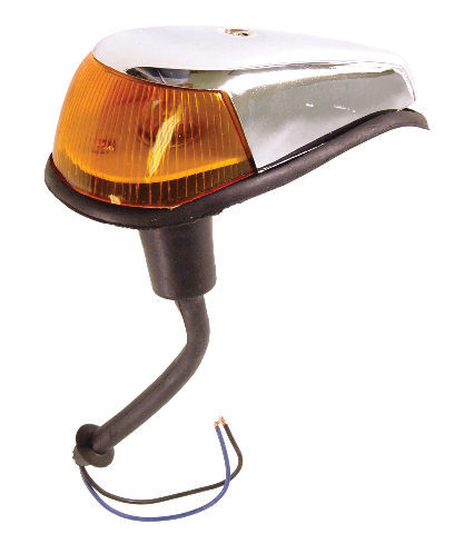 Vw Bug Front Turn Signal Assembly 64 66 Amber 113 953 041j 98 9531 B