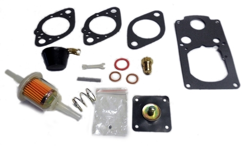 BROSOL 40-44 EIS, KADRON MASTER REBUILD KIT, PAIR, FOR 2 CARBS