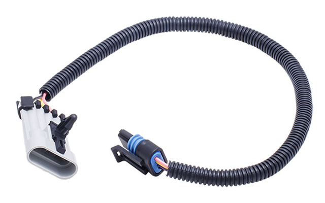 1992 1993 1994 optispark distributor wiring harness gen 1 chevy lt1 lt4  camaro