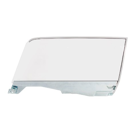 Complete Clear Door Glass Assembly For 1965-66 Ford Mustang Coupe - L/H