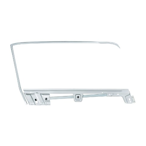 Door Glass Frame Kit For 1967-68 Ford Mustang Convertible -  R/H
