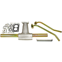 Progressive Manifold Kit w/Tubes & Bracket, Isolated, Type 1 & 2, w/Hardware EMPI 00-3232-0