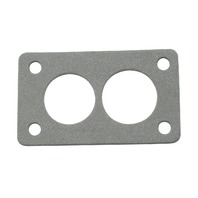 EMPI VW Bug Carb Base Holley/WEBER DFV Gaskets, Isolated Type, Pair 3409
