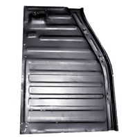 VW Bug Baja Metal Replacement Floor Panels Front Right, w/o Seat Rail 3551