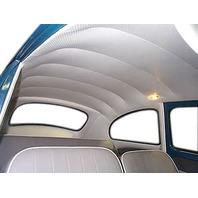 EMPI VW Bug Beetle Type 1 Stock replacement Headliner 58-67, Ivory   4391