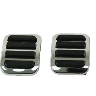 VW Beetle Bug Ghia Custom Brake and Clutch Pedal Covers,PR  4550