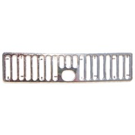 EMPI VW Beetle Type 1, Front Hood Grille, Aluminum, 73-79, S/B, 19 Slots  6427