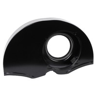 Air-Cooled VW 36hp Doghouse Style Fan Shroud Black  Without  Ducts 8672