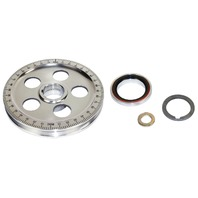 VW Air Cooled BUG  Sand Rail MACHINE -IN Sand Sealed Crank Pulley Kit, 8696