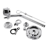 EMPI VW Bug, Beetle Baja Deluxe Chrome Engine Dress Up Kit #8741