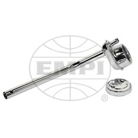 EMPI VW Bug, Beetle Baja   Chrome Oil Filler With Tube & Cap  8965