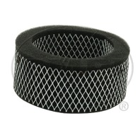 """EMPI VW Bug 5-1/2"""" Round Air Cleaner  2 """" Tall Foam Element Only 9133"""