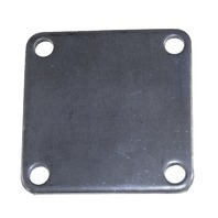 VW AIR COOLED BUG STEEL STOCK STYLE  OIL PUMP COVER, 9148-7