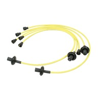 EMPI VW BUG BAJA SAND RAIL CAR SILICONE  IGNITION SPARKPLUG WIRE SET YELLOW 9400