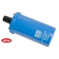 Beru ZS 172 Blue Coil, 12 Volt Primary Resistance 3.5 Ohms VW BUG GHIA 1200-1600