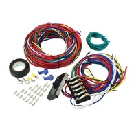EMPI Universal Wiring Harness With Fuse Box 9466 VW Dune Buggy Sand Rail Baja