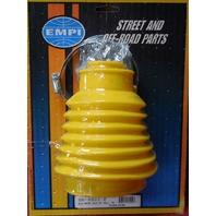VW Bug,Baja Sand Rail Buggy Standard Rear Swing Axle Boots Yellow Pair 9973