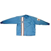 Empi Jacket ,VW Bug,  Cotton Blend With Racing Stripes  XX-Large  15-4065