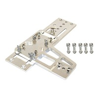 EMPI 17-2752-0 DELUXE BILLET PEDAL SLIDE MOUNT FOR BUGGY, SAND RAIL AND OFF-ROAD CAR