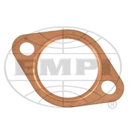 "EMPI VW Air Cooled Bug, Copper 12-1600 Exhaust Port Gasket 1-1/2"" ID 4PC 17-2820"