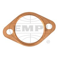 "EMPI VW Air Cooled Bug, Copper 12-1600 Exhaust Port Gasket 1-5/8"" ID 4PC 17-2821"