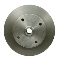BRAKE ROTOR, REAR THRU 68, dune buggy vw baja bug