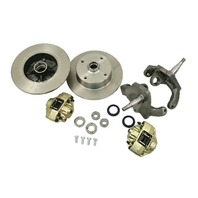 EMPI VW Bug T1 Ball Joint 2-1/2 Drop Spindle Disc Brake Kit CUSTOM BLANK 22-2924