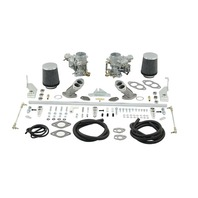 43-7411-0 EMPI DUAL WEBER 34ICT KIT, TYPE 1, DUAL PORT