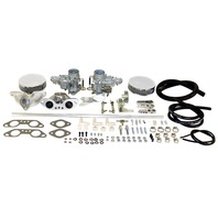 43-7412-0 EMPI DUAL WEBER 34ICT KIT, TYPE 2/4, 914, 1700-2000CC