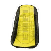 VW BUG BAJA ROCK CRAWLER SAND RAIL low-BACK VINYL SEAT COVER, YELLOW