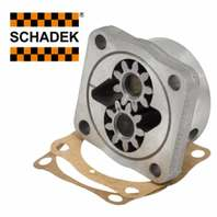 Schadek Oil Pump F/ Flat Cam, 21mm Gears  VW, Bug, Beetle EMPI 98-1120-B 10-003 311 115 107AK