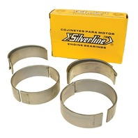 "98-1585-S SILVERLINE ROD BEARING SET, .50mm (.020"") UNDERSIZE CRANK, TYPE 4, 2000cc"
