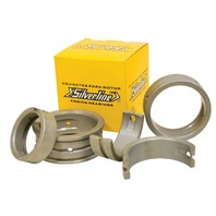 Air Cooled VW Silverline Main Bearing Set .50mm/.25mm/2.00mm 1200-1600 98-1589-S