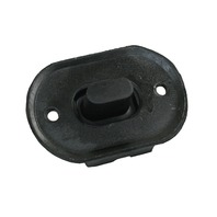 EMPI VW TRANSMISSION MOUNT TYPE 1 BUG 66-72 FRONT 98-2076-B, 311301265B
