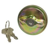 Locking Gas Cap, Fits VW Type-1 72-79, GHIA 1972-74, Type 3 1972-73 321-201-551H