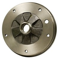 EMPI 98-4600-B -Front Brake Drum, VW Type 1 66-67, Ghia 66-67,EACH