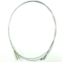 Heater Cable VW Type 1 Bug & Ghia, 1965-72, Super B. 71-72 - EMPI 98-7058  111-711-717A