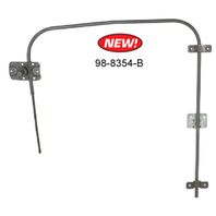 Window Regulator, Right, VW Type 2 Transporter / Bus 1968-1979