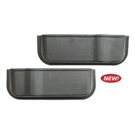 VW Bus Door Pockets Pair, Volkswagen 1968-1979 Type-2 Bus Transporter
