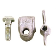 98-8977-B SEAT CLAMP KIT, 3 PCS.
