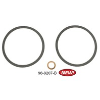 Oil Strainer Gasket Set, VW Type 2 BUS, 17-18-2000cc EMPI 98-9207-B