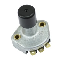 Floor Mount Headlight Dimmer Switch, Compatible with VW Type 1 Bug 1958-1965