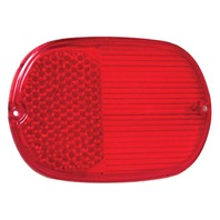 Air Cooled VW Type 2 Bus Tail Light Lens (1962-71), Each  98-9513-B