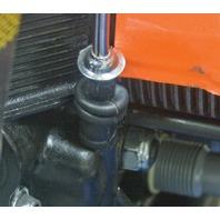 Oil Filler Dipstick Boot, VW Bug Ghia Bus Type  1,2, Sand Rail Baja 98-9610